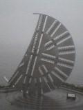 海ほたるのシールドトンネルのオブジェ