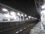 終電直後の駅