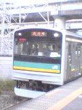 浜川崎線の205系