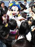 ミッキーマウス@ディズニーシー
