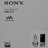 NW-A17パッケージ